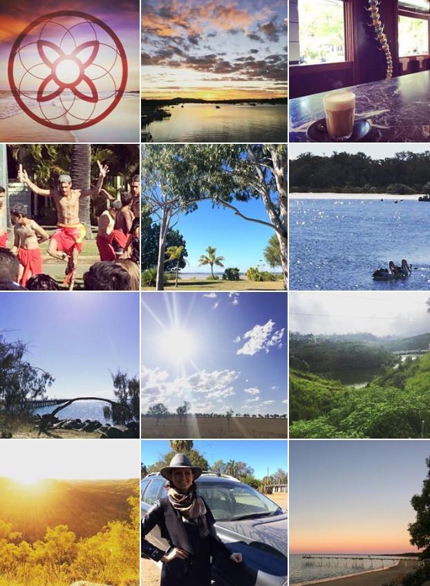 Treasure Change the World Tour Instagram