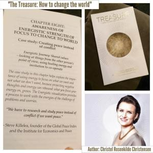 Chapter Eight The Treasure: How to Change the World By Christel Rosenkilde Christensen