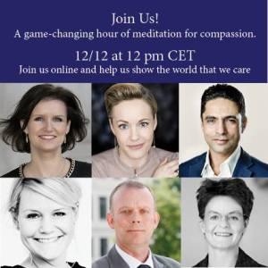 World Compassion Project CP board members